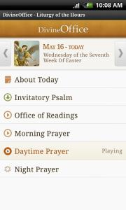 Best Liturgy of the Hours apps for your phone or tablet