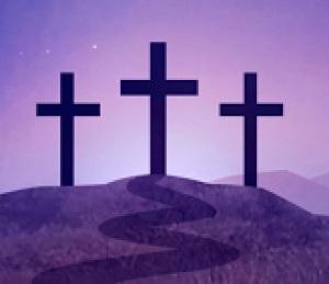 Lent crosses app