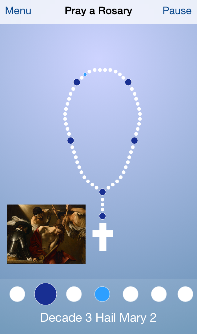 Rosary Apps For Phones And Tablets Catholic Apptitude A