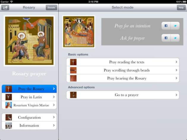 RosaryPro-screenshot