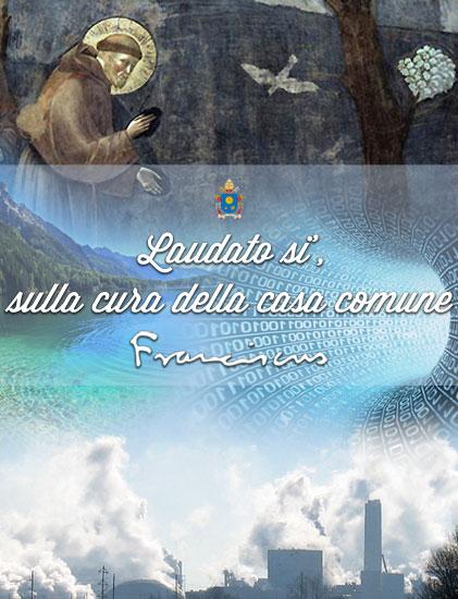 laudato-si-Vatican web site