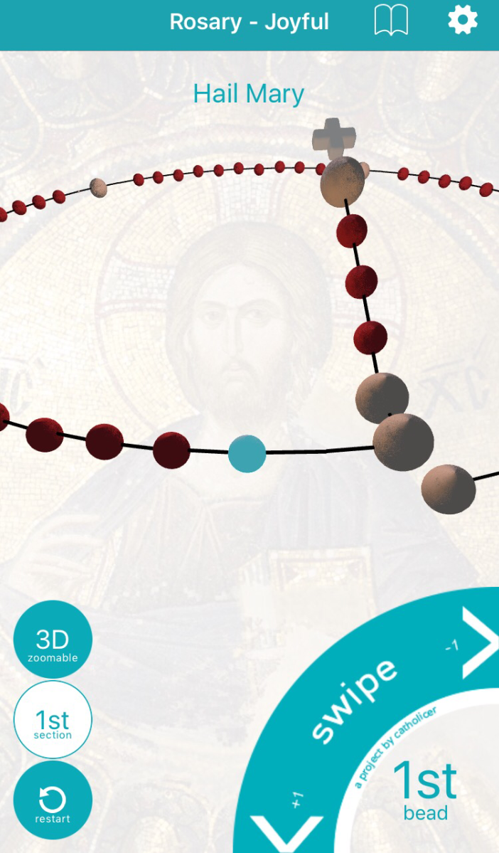 Terrific Rosary Apps for your phone or tablet