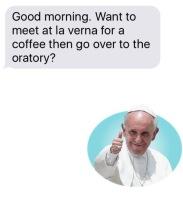 pope imogi use